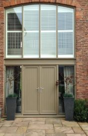 Patchett Joinery Timber Double Doors