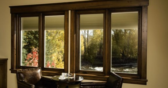 Timber windows by Patchett Joinery