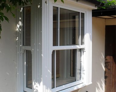Sliding sash windows by Patchett Joinery