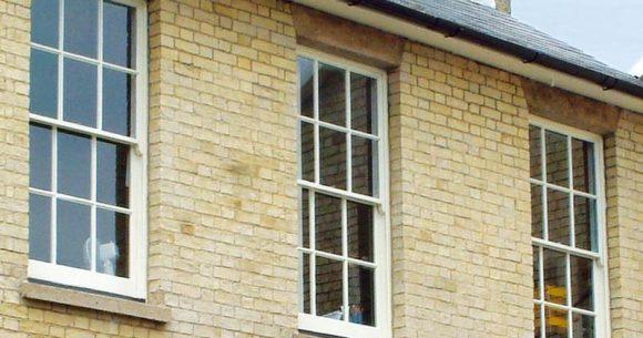 Sash windows by Patchett Joinery