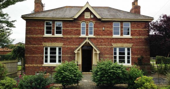 Timber Sliding Sash Windows by Patchett Joinery