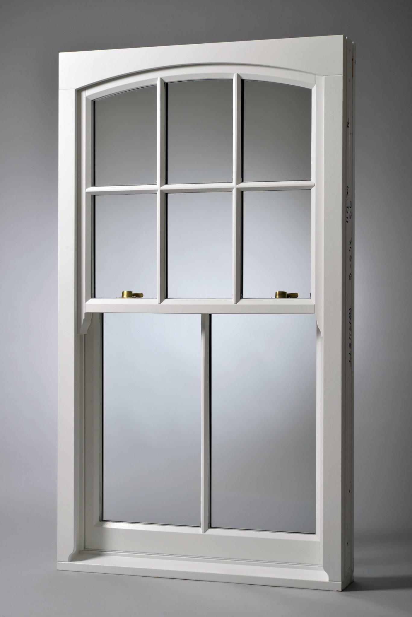 Spiral balance timber sliding sash windows for Sash window design