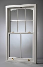 Sliding sash by Patchett Joinery