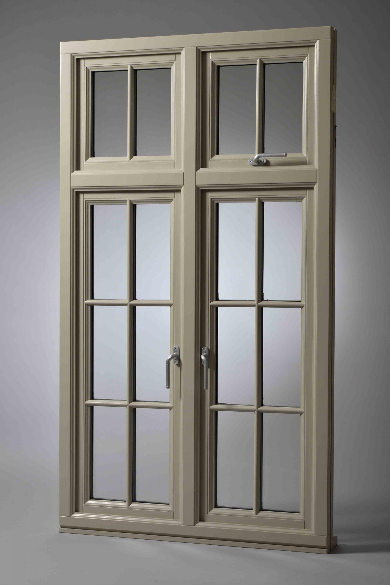 Timber Flush Casement Window