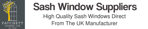 Patchett Sash Window Supply Service Bath UK