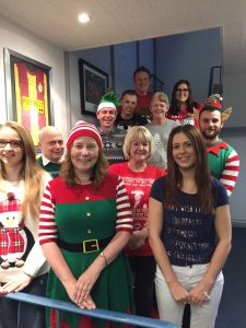 Seasons Greeting from all at Patchett Joinery