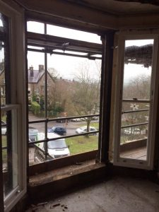 Patchett Joinery Ltd - Sliding Sash Window Installation