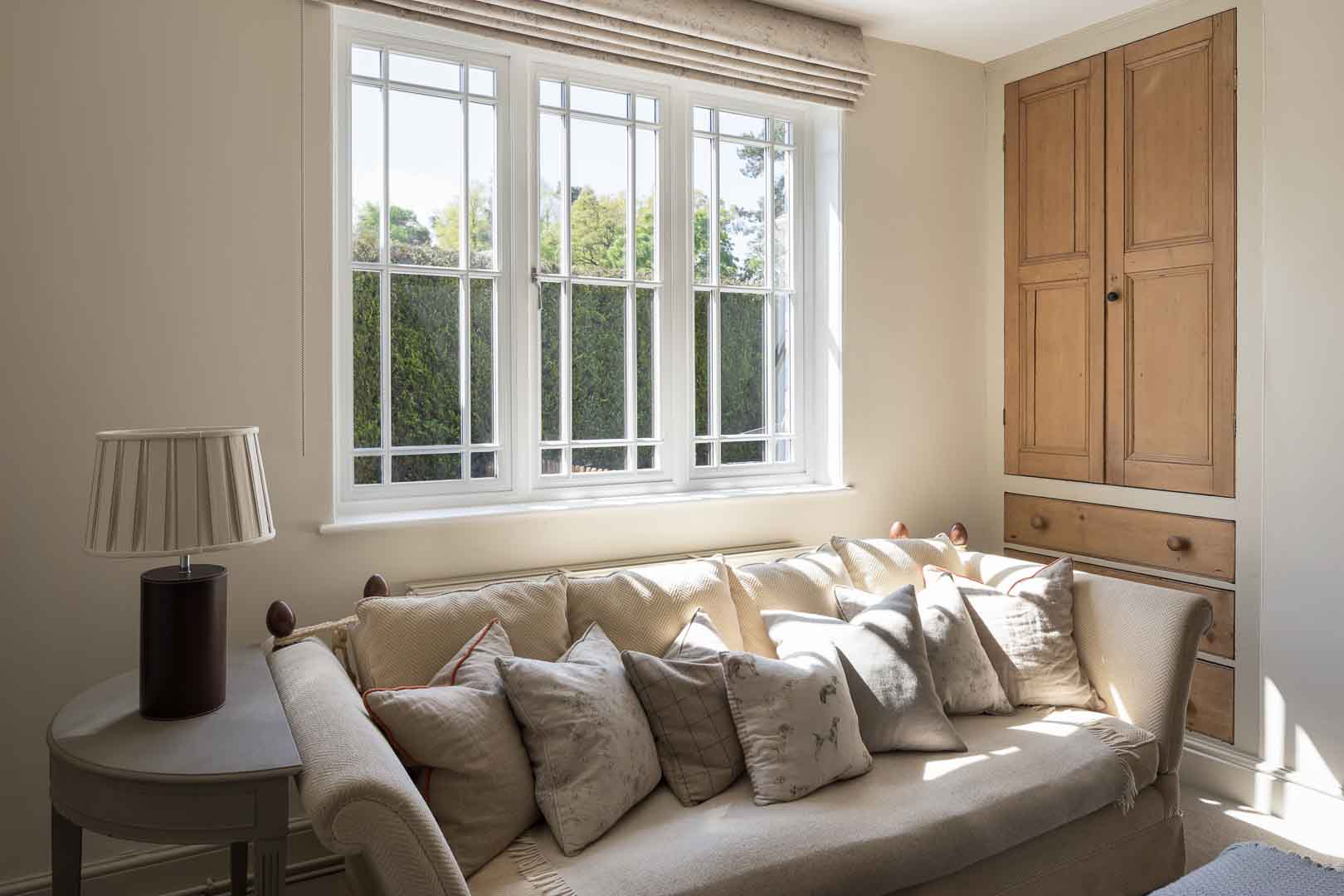Timber Casement Windows by Patchett Joinery