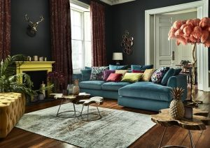 Third Home Trend: Bold and Lively Colours