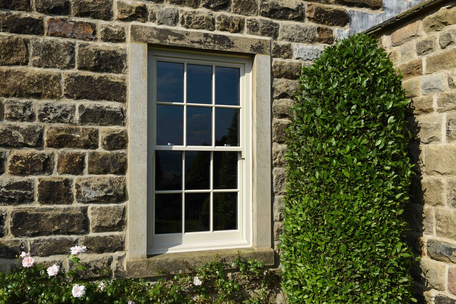 Accoya-Sliding Sash Window Case Study