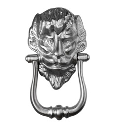 105C Lion Head Door Knocker