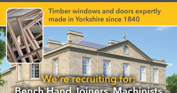 Timber windows and doors manufactured by Patchett Joinery