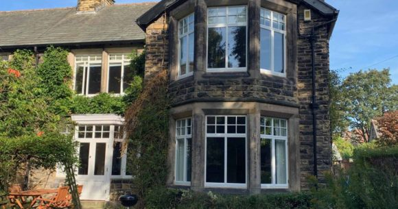 Casement Windows by Patchett Joinery, installed in Leeds