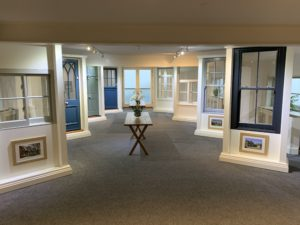 Patchett Joinery Showroom